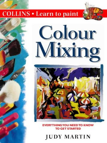 Learn to Paint ; Colour Mixing