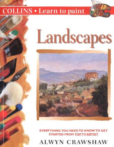 9780004133423: Collins Learn to Paint - Landscapes
