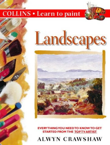 9780004133423: Landscapes (Collins Learn to Paint)