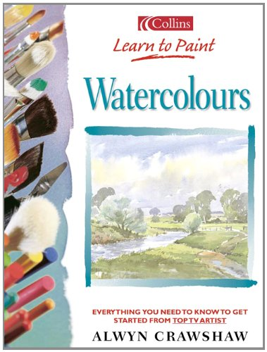 9780004133485: Watercolours (Collins Learn to Paint)