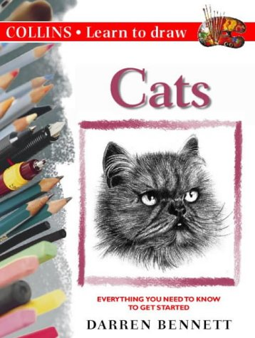 9780004133553: Cats (Learn to Draw)