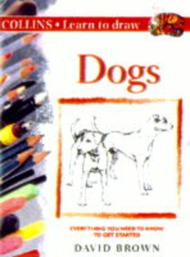 9780004133560: Collins Learn to Draw - Dogs