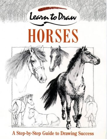 9780004133607: Collins Learn to Draw - Horses
