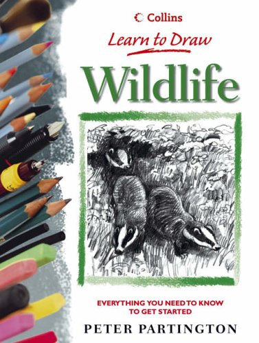 9780004133621: Collins Learn to Draw - Wildlife
