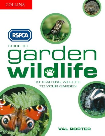9780004133836: RSPCA Guide to Garden Wildlife