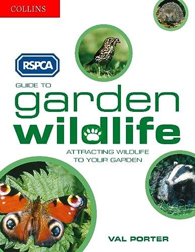 9780004133836: RSPCA Guide to Garden Wildlife