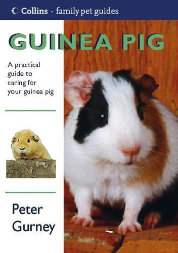 9780004133881: Guinea Pig (Collins Family Pet Guide) (Collins Famliy Pet Guide)