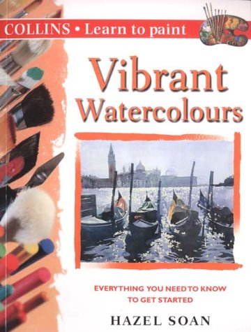 9780004133973: Collins Learn to Paint – Vibrant Watercolours