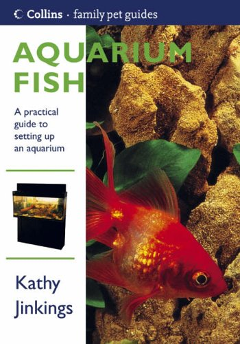 9780004134093: Collins Family Pet Guide - Aquarium Fish (Collins Famliy Pet Guide)