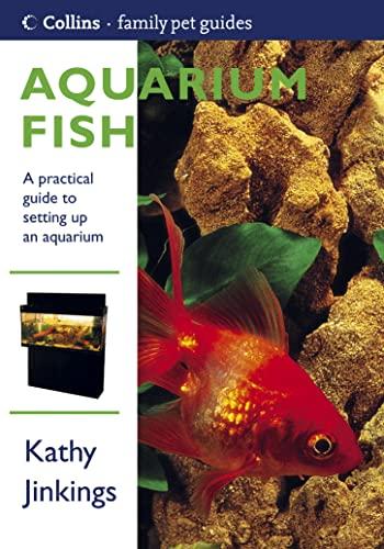 9780004134093: Aquarium Fish (Collins Family Pet Guide)