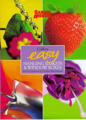 9780004140087: Easy Hanging Baskets and Window Boxes (Collins Easy Gardening)