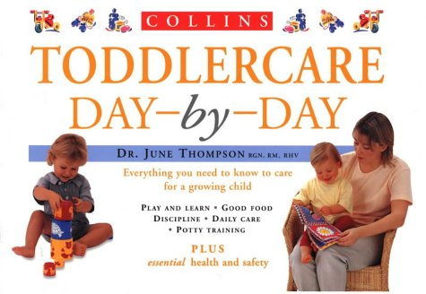 9780004140186: Toddlercare Day by Day