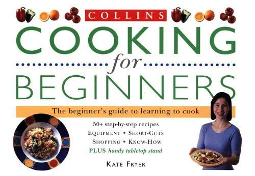 9780004140223: Collins Cooking For Beginners