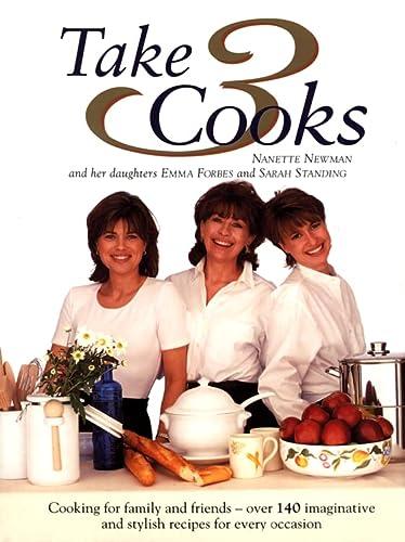 9780004140261: Take 3 Cooks