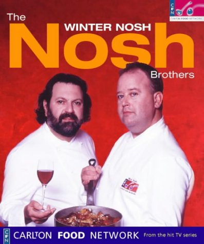 9780004140414: Carlton Food Network - Winter Nosh