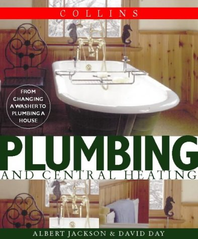 9780004140667: PLUMBING AND CENTRAL HEATING