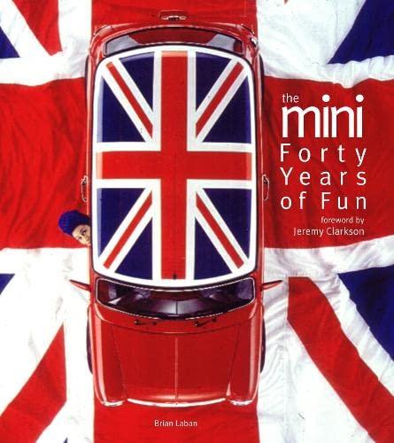 9780004140810: The Mini: Forty Years of Fun