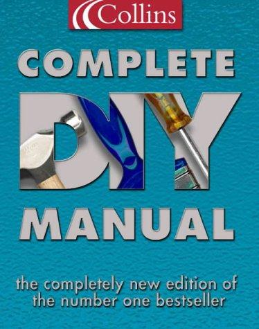 9780004141015: Collins Complete DIY Manual