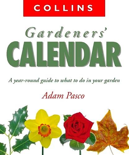 9780004141039: Collins Gardener's Calendar