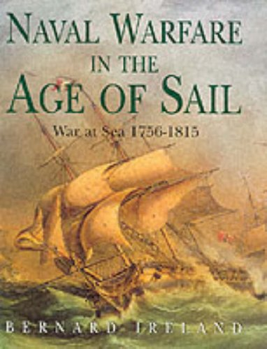 9780004145228: Naval Warfare in the Age of Sail: War at Sea 1756-1815