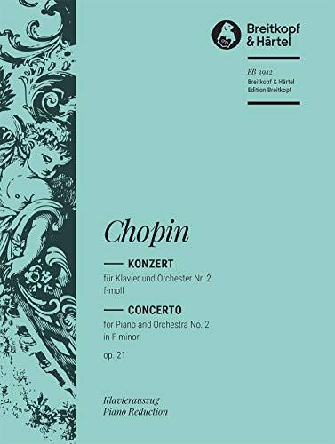 9780004162072: Klavierkonzert Nr. 2 f-moll op. 21 - Ausgabe für 2 Klaviere (EB 3942)