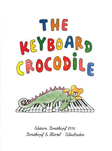 9780004178080: EDITION BREITKOPF KEYBOARD CROCODILE - PIANO Classical sheets Piano
