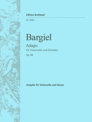 9780004181073: Adagio op. 38