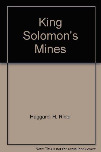 9780004215457: King Solomon's Mines