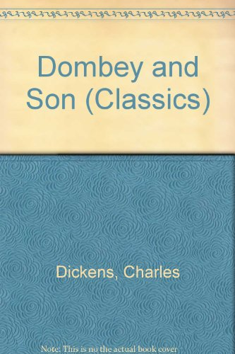 9780004224794: Dombey and Son (Classics)