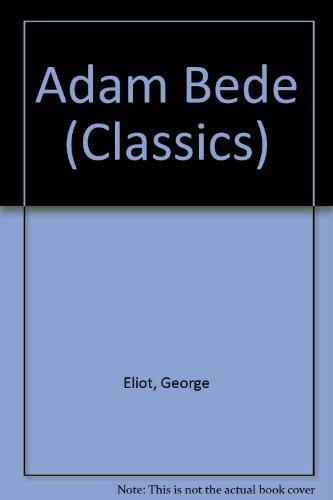 9780004225210: Adam Bede (Classics)