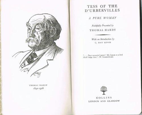 9780004225371: Tess of the D'Urbervilles (Classics)