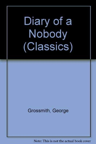 9780004225432: Diary of a Nobody (Classics)