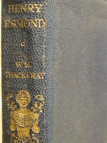 9780004226552: Henry Esmond (Classics)