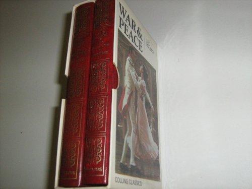 9780004240053: War and Peace: 2 Volume Box Set (Collins Classics)