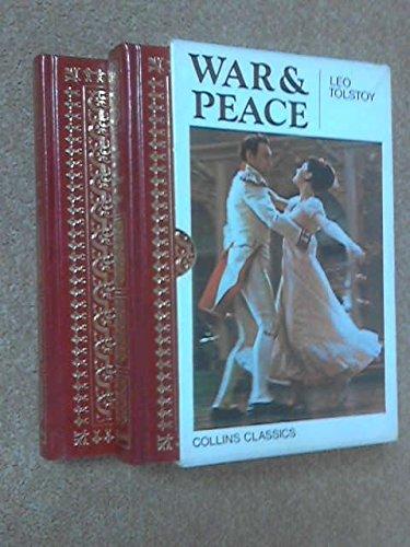 9780004240053: War and Peace: 2 Volume Box Set