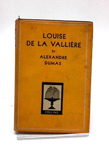 9780004247281: Louise de la Valliere