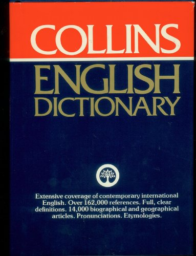 9780004330808: Collins Dictionary of the English Language