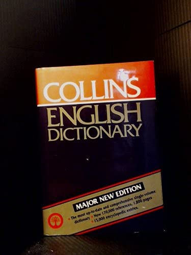 9780004331348: Collins Dictionary of the English Language