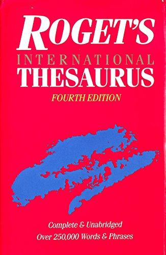 9780004331768: International Thesaurus