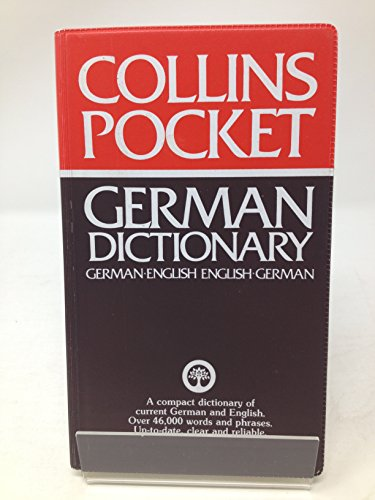 9780004332024: Collins Pocket German Dictionary