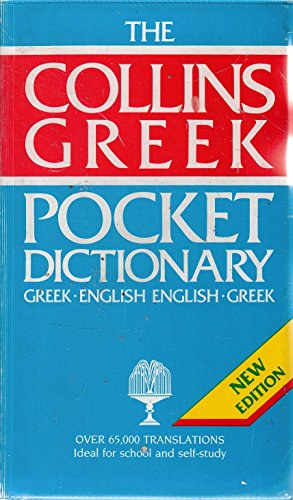9780004332086: Collins Pocket Greek Dictionary