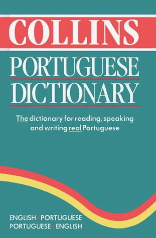 9780004332253: The Collins Portuguese Dictionary