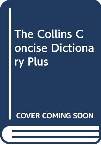 9780004333502: Collins Concise Dictionary Plus