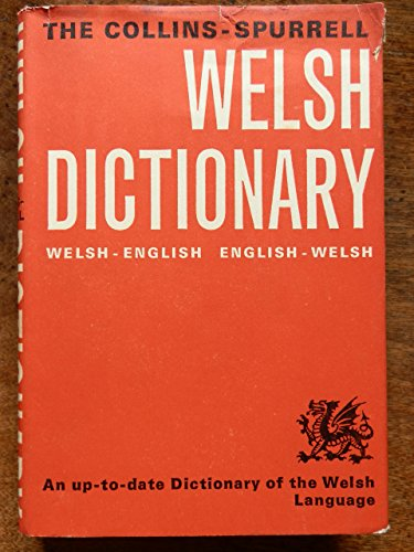 Welsh Dictionary: Welsh-English/English-Welsh
