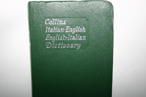9780004334240: Contemporary Italian-English, English-Italian Dictionary (Collins Dictionary)