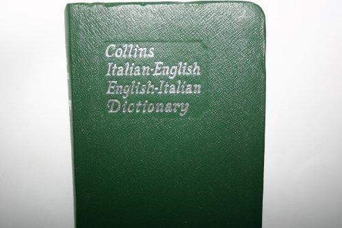9780004334240: Collins contemporary Italian dictionary: Italian-English;: Inglese-Italiano;
