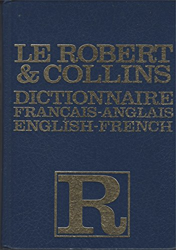 9780004334523: Collins-Robert French-English, English-French Dictionary