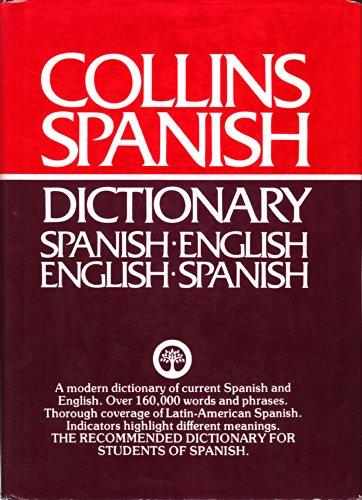 9780004334714: Spanish-English, English-Spanish Dictionary