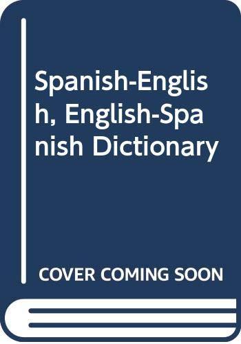9780004335346: Spanish-English, English-Spanish Dictionary