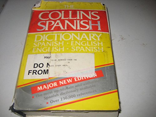 9780004335452: Collins Spanish Dictionary